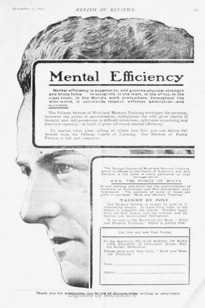 MENTAL EFFICIENCY ROF R