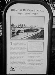 BELMORE RAILWAY STATION