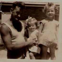 DAD SUE LYNNE 1950S
