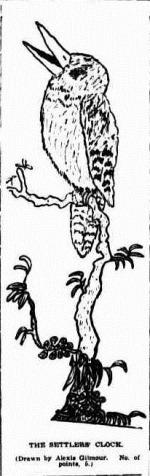 kookaMorning Bulletin (Rockhampton, Qld. 1878-1954), Friday 23 August 1935