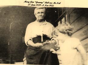 Mrs John Bell