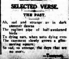 tennyson Cairns Post (Qld.  1909-1954), Monday 19 October 1931,