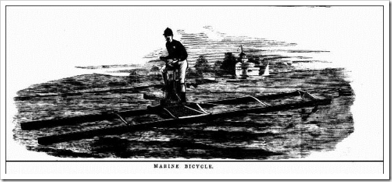 bikes Illustrated Sydney News (NSW 1853-1872), Saturday 29 September 1883,