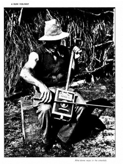 bush violinist Western Mail (Perth, WA 1885 - 1954), Tuesday 25 December 1934,