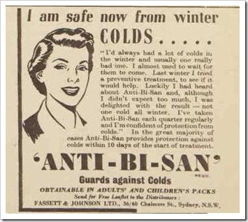 cold The Australian Women's Weekly (1932 - 1982), Wednesday 23 March 1955,