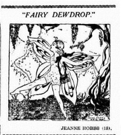 fairy The Sydney Morning Herald (NSW 1842 - 1954), Thursday 19 July 1934