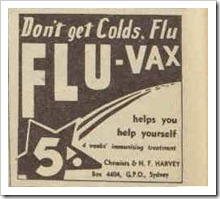 FLUVAX The Australian Women's Weekly (1932 - 1982), Saturday 25 January 1947,