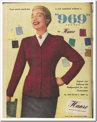 JACKET The Australian Women's Weekly (1932 - 1982), Wednesday 18 April 1956,