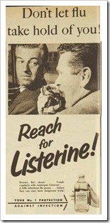 LISTERINE The Australian Women's Weekly (1932 - 1982), Wednesday 29 April 1959