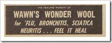 WANS WONDER WOOL The Australian Women's Weekly (1932 - 1982), Wednesday 7 July 1954,