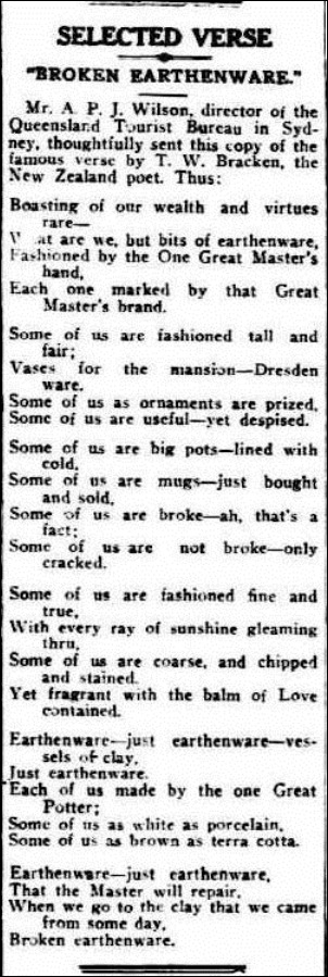 broken Cairns Post (Qld. 1909 - 1954), Tuesday 21 February 1933,
