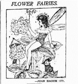 FLOwer The Sydney Morning Herald (NSW 1842 - 1954), Tuesday 24 March 1936