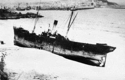 Rosedale ship