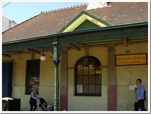 newtown station