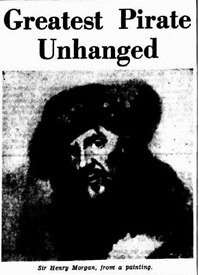 PIRATE MORGAN The Sydney Morning Herald (NSW 1842 - 1954), Saturday 16 December 1950