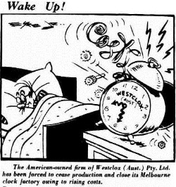 wake The Advertiser (Adelaide, SA 1931 - 1954), Monday 28 September 1953