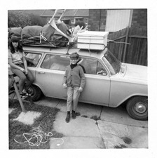 66 loading the car for another trip