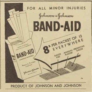 BAND AID The Australian Women's Weekly (1933 - 1982), Saturday 31 August 1946