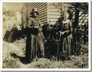 Christina and Lizzy Bell