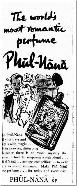 phul nana The Sydney Morning Herald (NSW 1842 - 1954), Wednesday 19 October 1949,