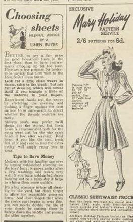 sheets The Australian Women's Weekly (1933 - 1982), Saturday 15 March 1941