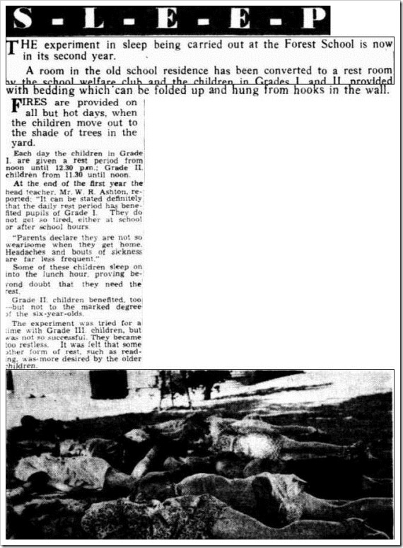SLEEP The Mail (Adelaide, SA 1912 - 1954), Saturday 18 May 1946,