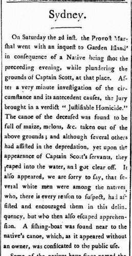The Sydney Gazette and New South Wales Advertiser (NSW  1803 - 1842), Sunday 10 April 1803