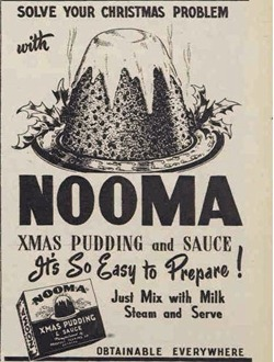 XMAS PUD The Australian Women's Weekly (1933 - 1982), Saturday 18 November 1950