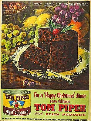 XMAS PUD TP The Australian Women's Weekly (1933 - 1982), Wednesday 12 December 1956,