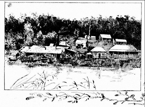 Australian Town and Country Journal (NSW 1870 - 1907), Saturday 12 February 1887, 9 RALEIGH SAWMILL