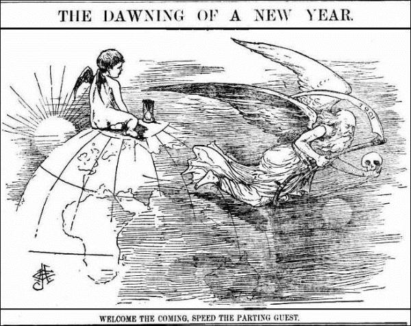 NY The Advertiser (Adelaide, SA 1889 - 1931), Wednesday 1 January 1902