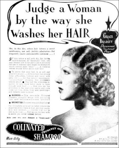 hairThe Advertiser (Adelaide, SA 1931 - 1954), Friday 22 January 1937