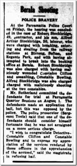 SHOOT The Biz (Fairfield, NSW 1928 - 1954), Friday 30 June 1933,