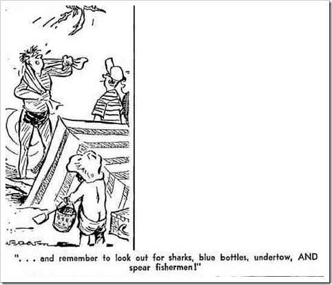 BLUE The Sun-Herald (Sydney, NSW 1953 - 1954), Sunday 25 October 1953