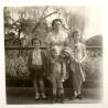 SUSAN, JON, LYNNE WITH MOTHER JOYCE