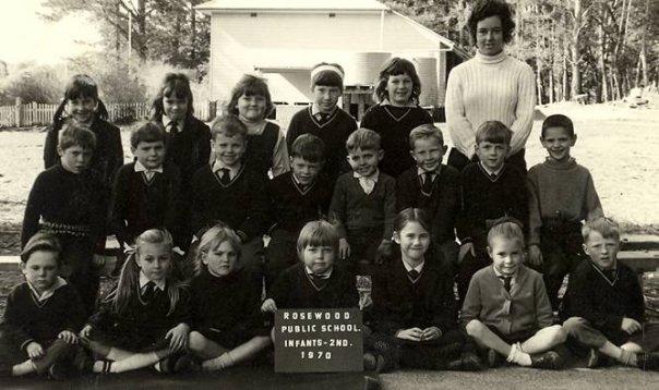 ROSEWOOD SCHOOL 1970