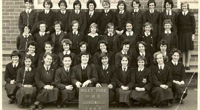1963 – HIGH SCHOOL