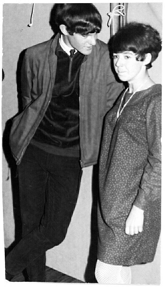 1966 – ME AND LEN BENNETT