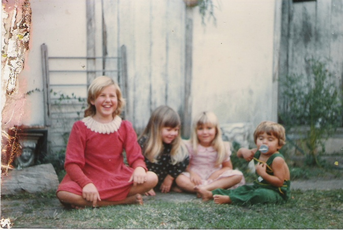1982 – CHILDISH THINGS